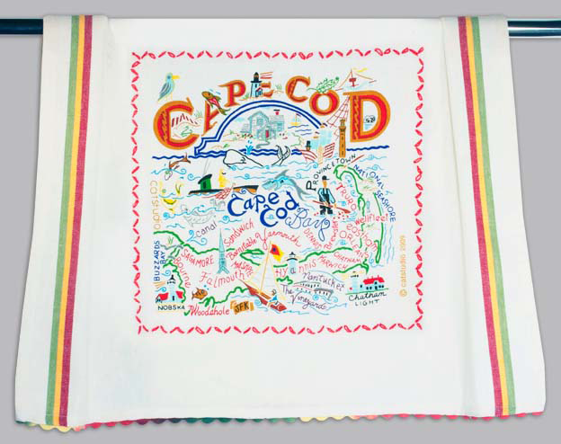 Catstudio Cape Cod Dishtowel