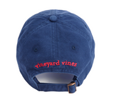 Vineyard Vines Classic Women's Washed Baseball Hat - Baltic Blue