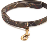 Barbour Tartan Web Dog Lead - Classic