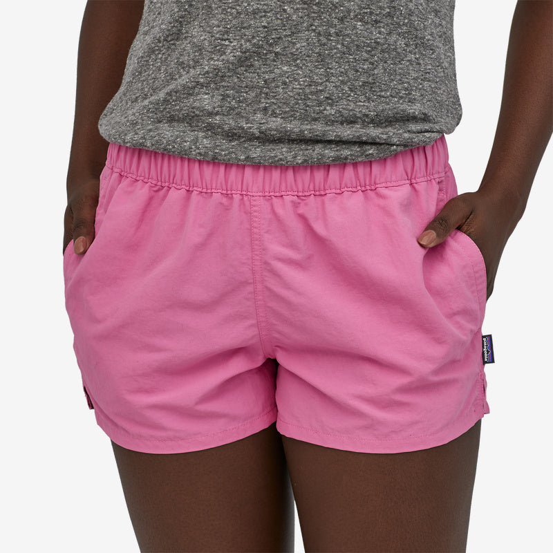 "Patagonia Women's Barely Baggies™ Shorts - 2 1/2"" - Marble Pink"