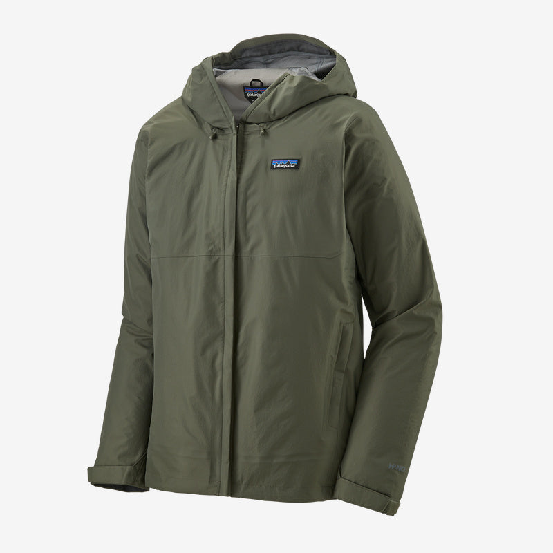 Patagonia Men's Torrentshell 3L Jacket - Industrial Green