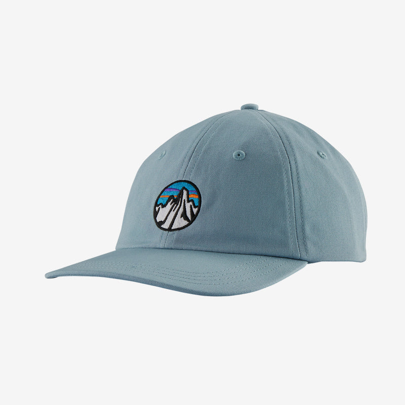 Patagonia Fitz Roy Scope Icon Trad Cap - Big Sky Blue