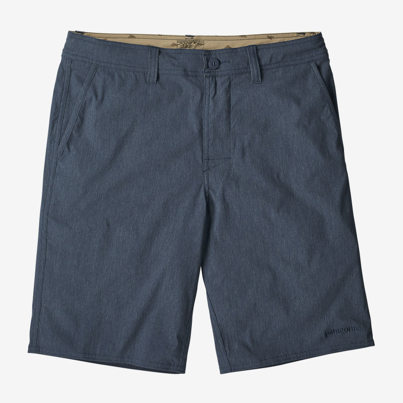 "Patagonia Men's Stretch Wavefarer® Walk Shorts - 20"" - Stone Blue"