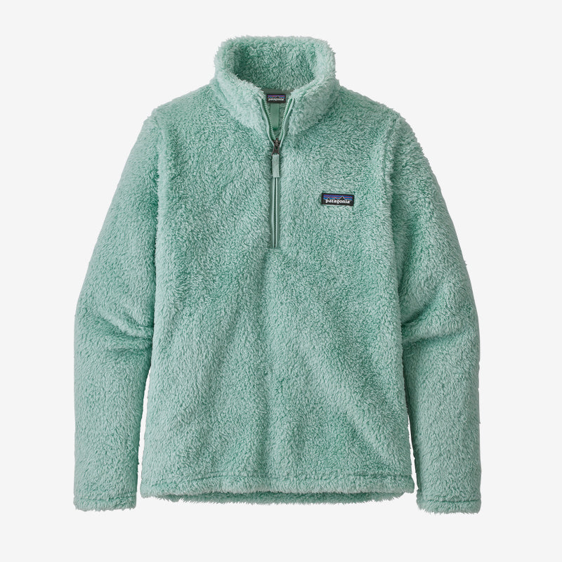 Patagonia Women's Los Gatos 1/4-Zip Fleece - Gypsum Green