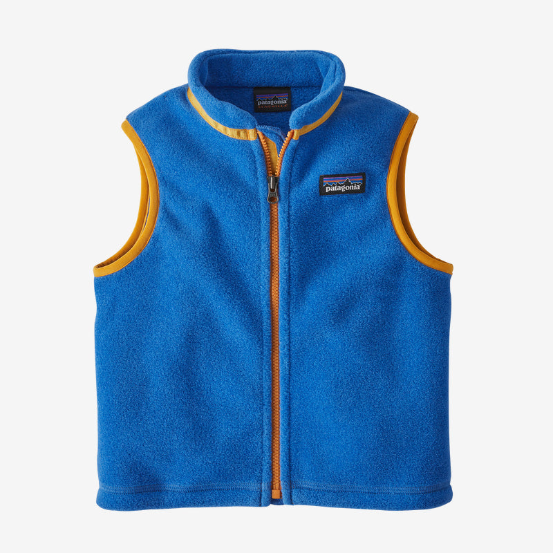 Patagonia Baby Synchilla® Fleece Vest - Bayou Blue