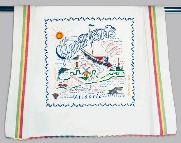 Catstudio Hamptons Dishtowel