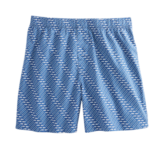 Vineyard Vines Hockey Sticks Boxers - Moonshine