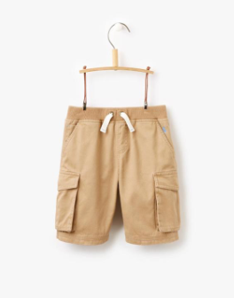 Joules  Junior Bob Cargo Shorts - Sand