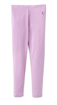 Joules Girls Minnie Jersey Trousers in TRULY PINK