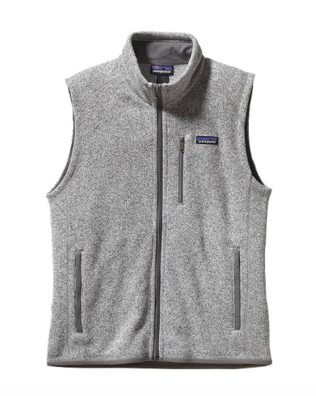 Patagonia Men's Better Sweater® Fleece Vest - Stonewash