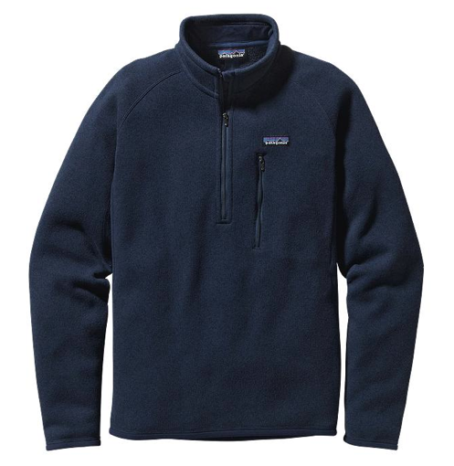 Patagonia Men's Better Sweater® Fleece 1/4-Zip - Classic Navy