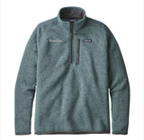 Hamilton Men's Better Sweater 1/4 Zip - SB Blue