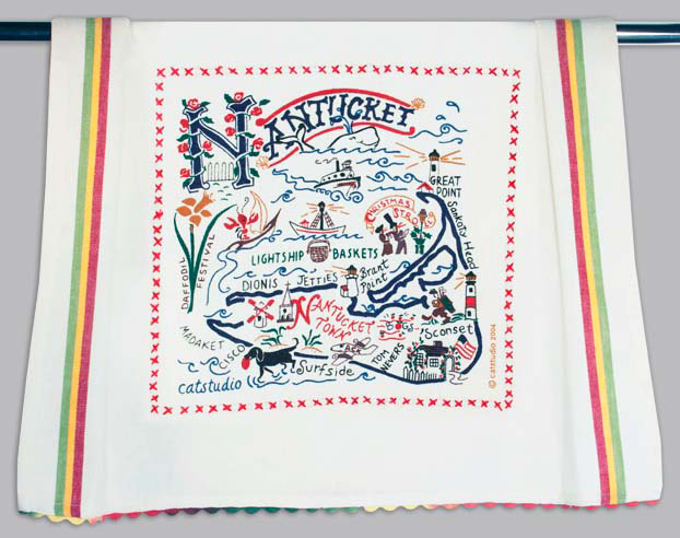 Catstudio Nantucket Dishtowel