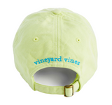 Vineyard Vines Needlepoint Sportfisher Hat - Lemon Tart