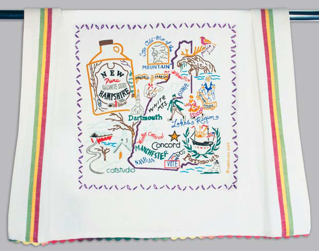 Catstudio New Hampshire Dishtowel