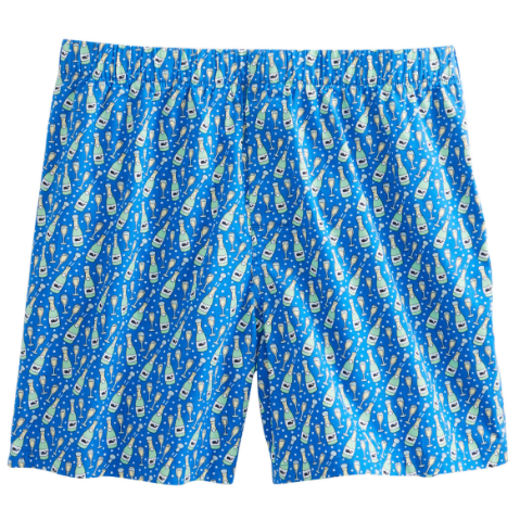 Vineyard Vines New Years Boxers - Spinnaker