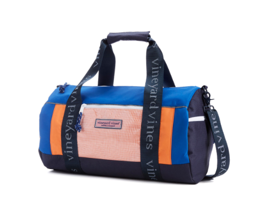 Vineyard Vines Nor'Easter Commuter Duffle - Monarch
