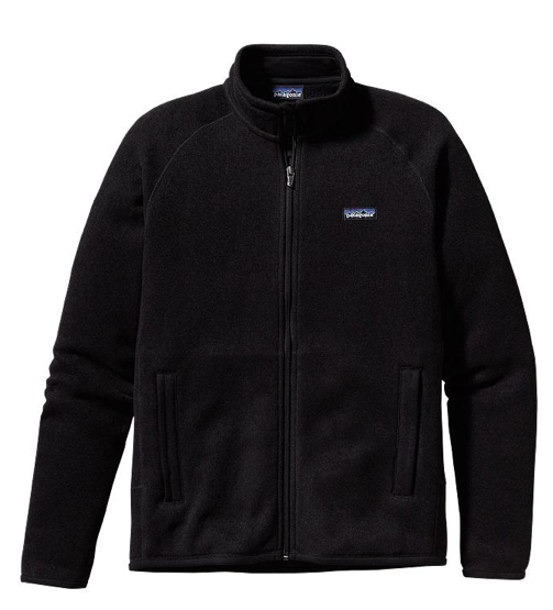 Patagonia Men's Better Sweater® Fleece Jacket - Black