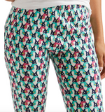 Vineyard Vines Penguins Knit Lounge Leggings - Frost