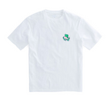 Vineyard Vines Men's Whale Shamrock T-Shirt - White Cap