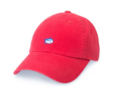 Southern Tide Skipjack Hat - Red