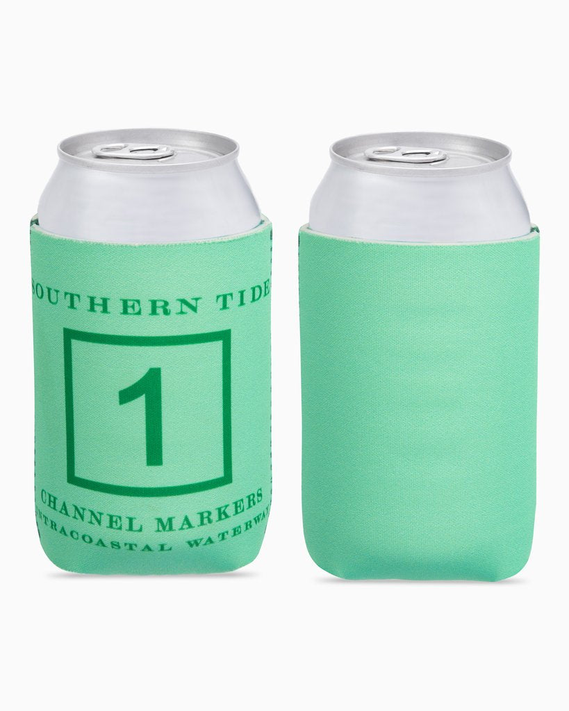 Southern Tide Channel Marker Magnetic Can Caddie Set - Multi