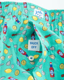Southern Tide Men's Shuck Off Boxer - Mint