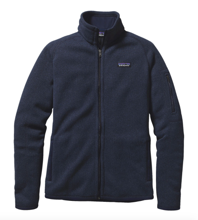 Patagonia Women's Better Sweater® Fleece Jacket - Classic Navy