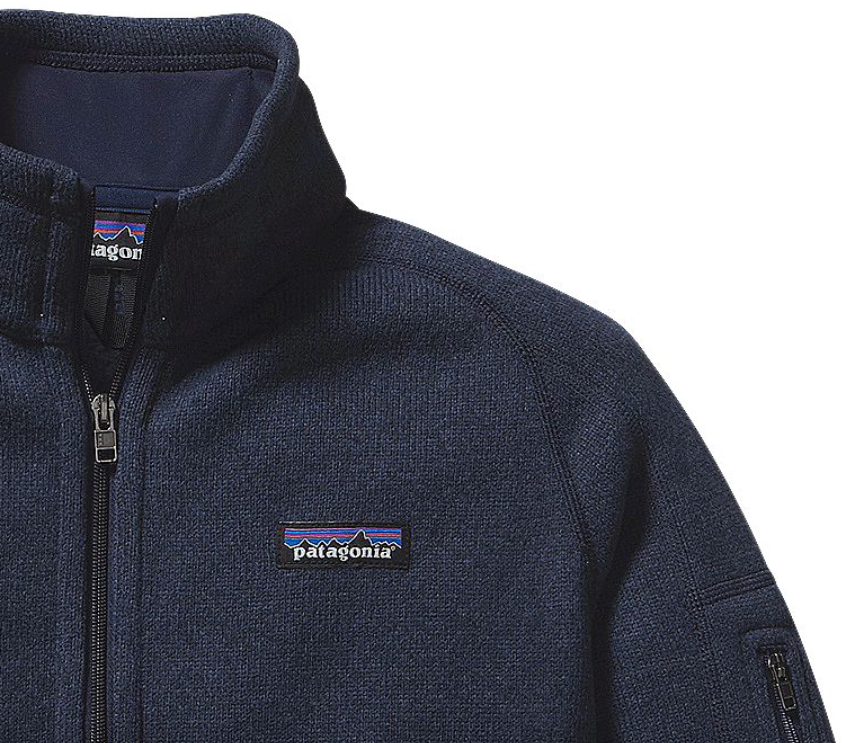 Patagonia Women s Better Sweater® Fleece Jacket - Classic Navy ... 2bb4d1c6bc