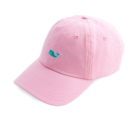 Vineyard Vines Womens Classic Baseball Hat - Peony