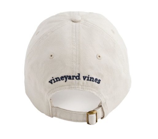 199464f0f Vineyard Vines Men's Whale Logo Baseball Hat - Boardwalk