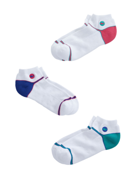 Vineyard Vines Whale Disc Athletic Socks - Mixed