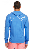 Vineyard Vines Long-Sleeve Vintage Whale Graphic Hoodie - Marine