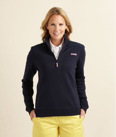 Vineyard Vines Women's Shep Shirt - Navy