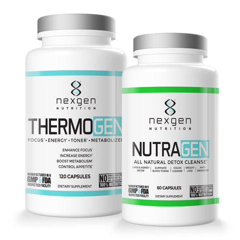 THERMO + NUTRA STACK