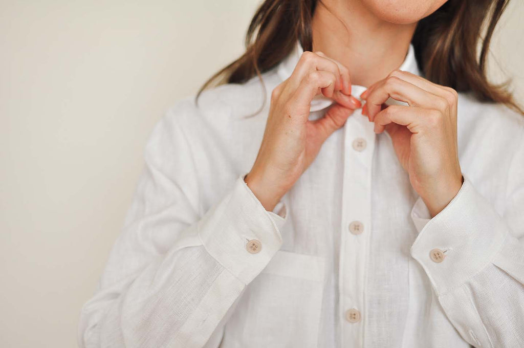 Feature: The Crofton Button Up