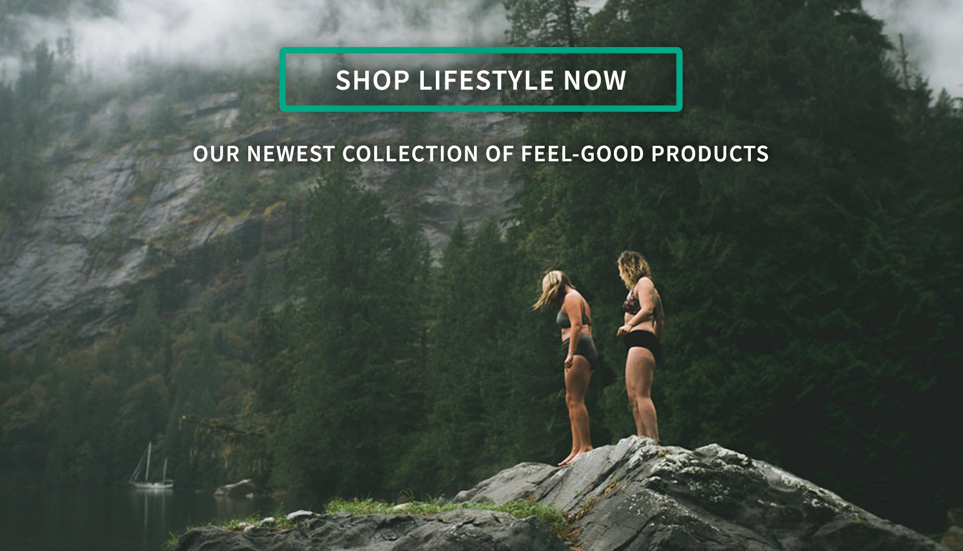 Lifestyle Shop Slider