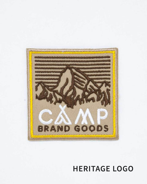 Camp Brand Assorted Patches