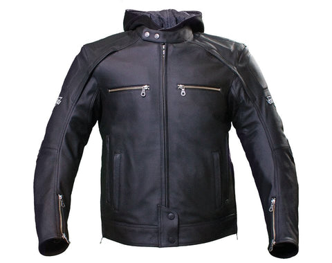 Men's Attitude Jacket - Black
