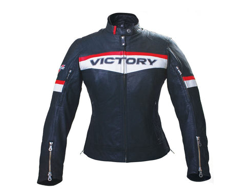 Women's Brand Jacket - Black