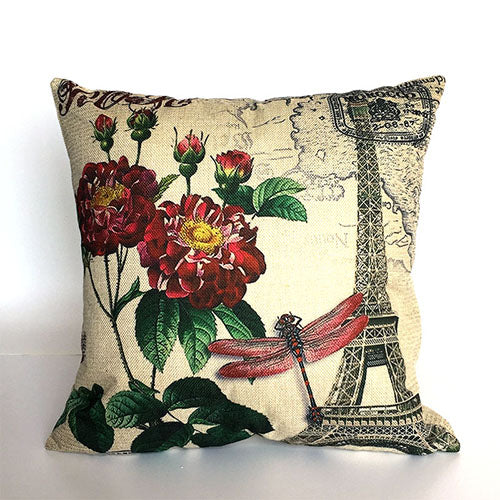 Jungle Tropical Leaves Throw Pillow Cover - 15 Styles Available - I Found it On Sale!