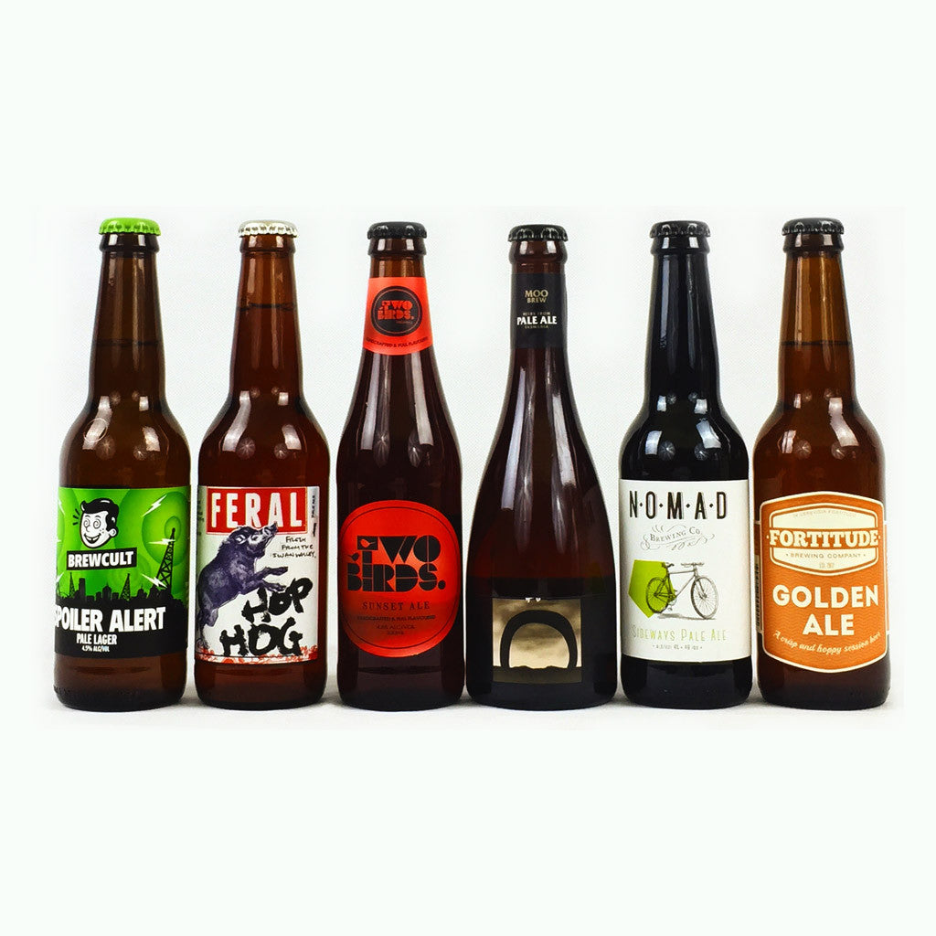 H&C EXCLUSIVE: SESSION IPA COLLECTION x 12