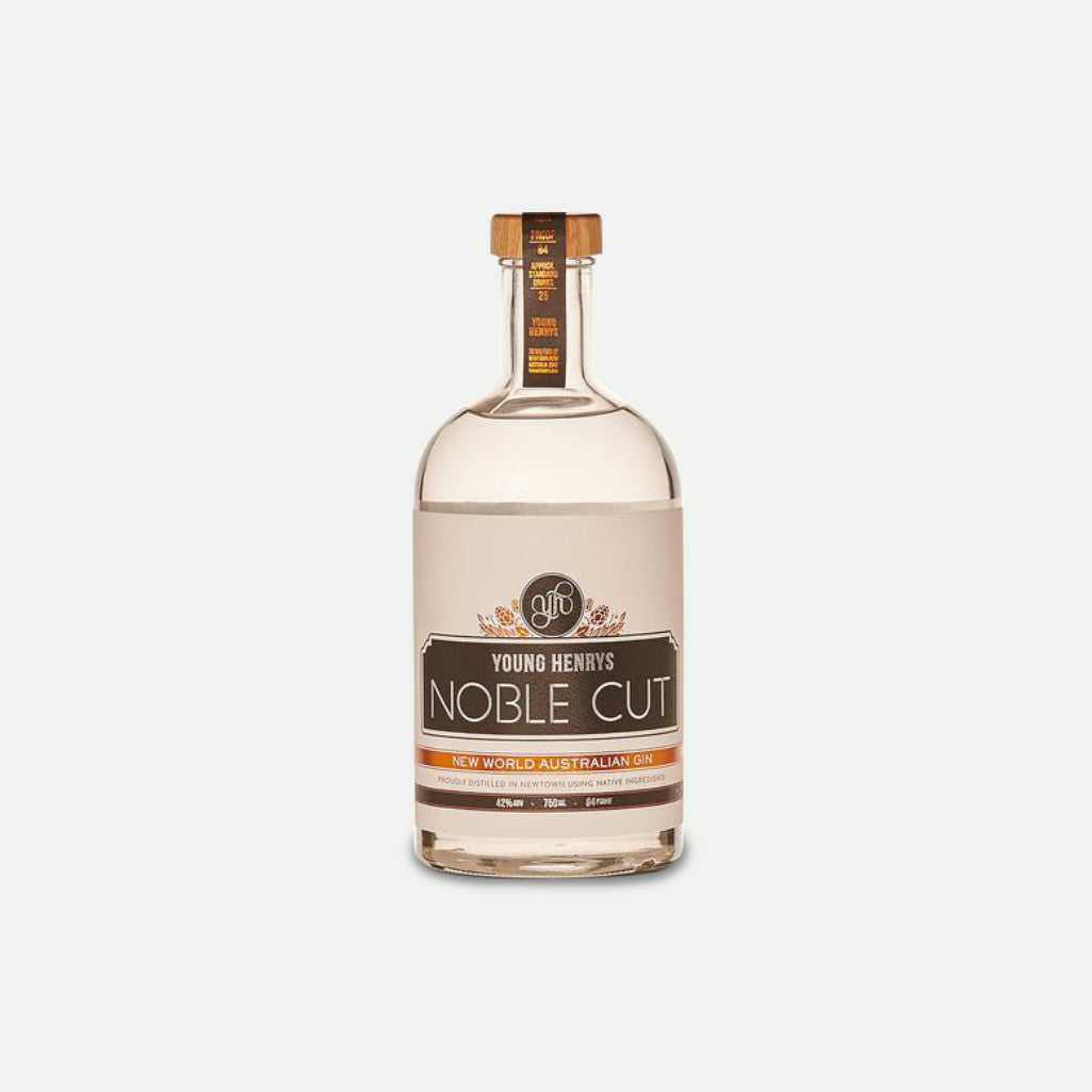 YOUNG HENRY'S NOBLE CUT GIN / FREE SHIPPING