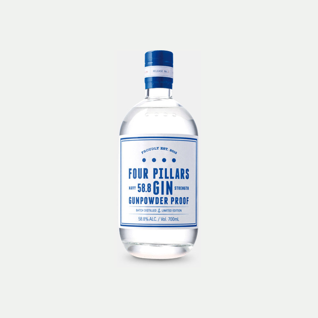 Four Pillars Gunpowder Gin