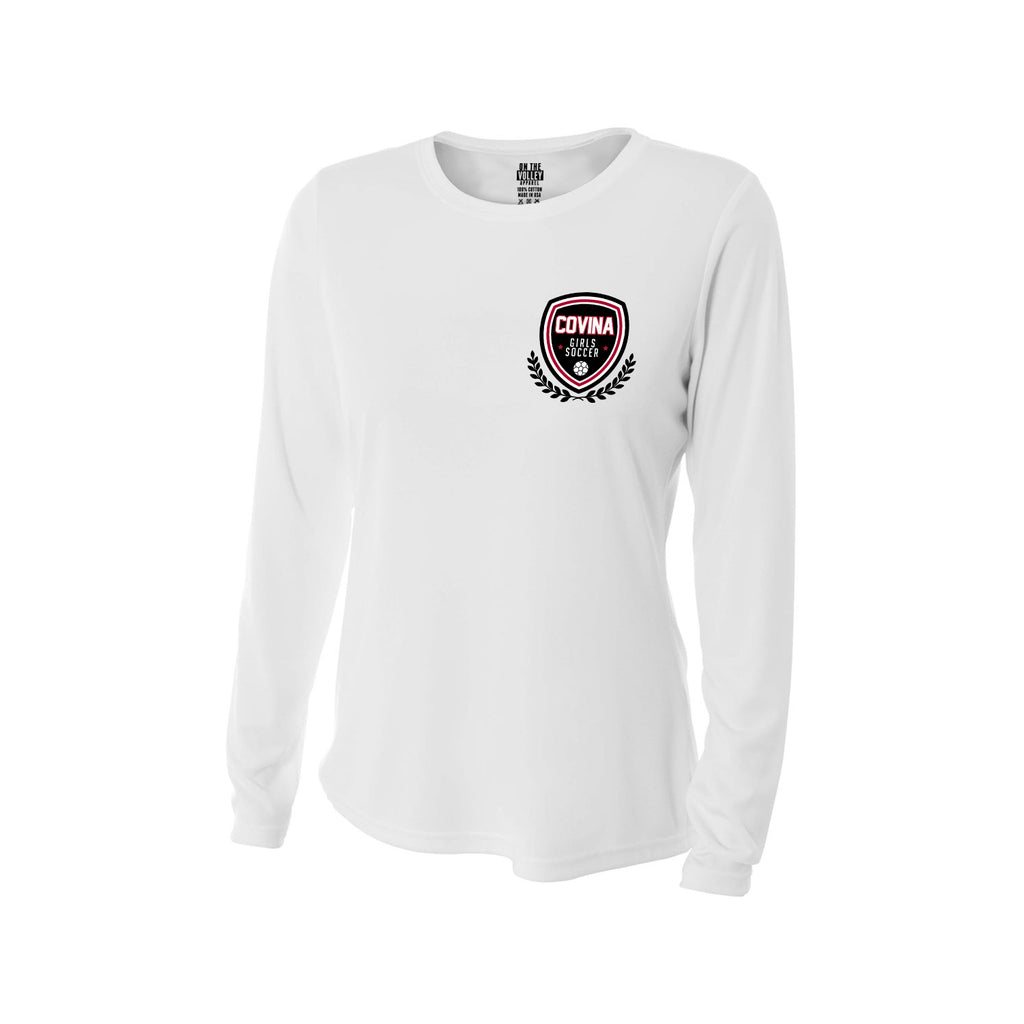 Covina Colts L/S Women's Training Tops
