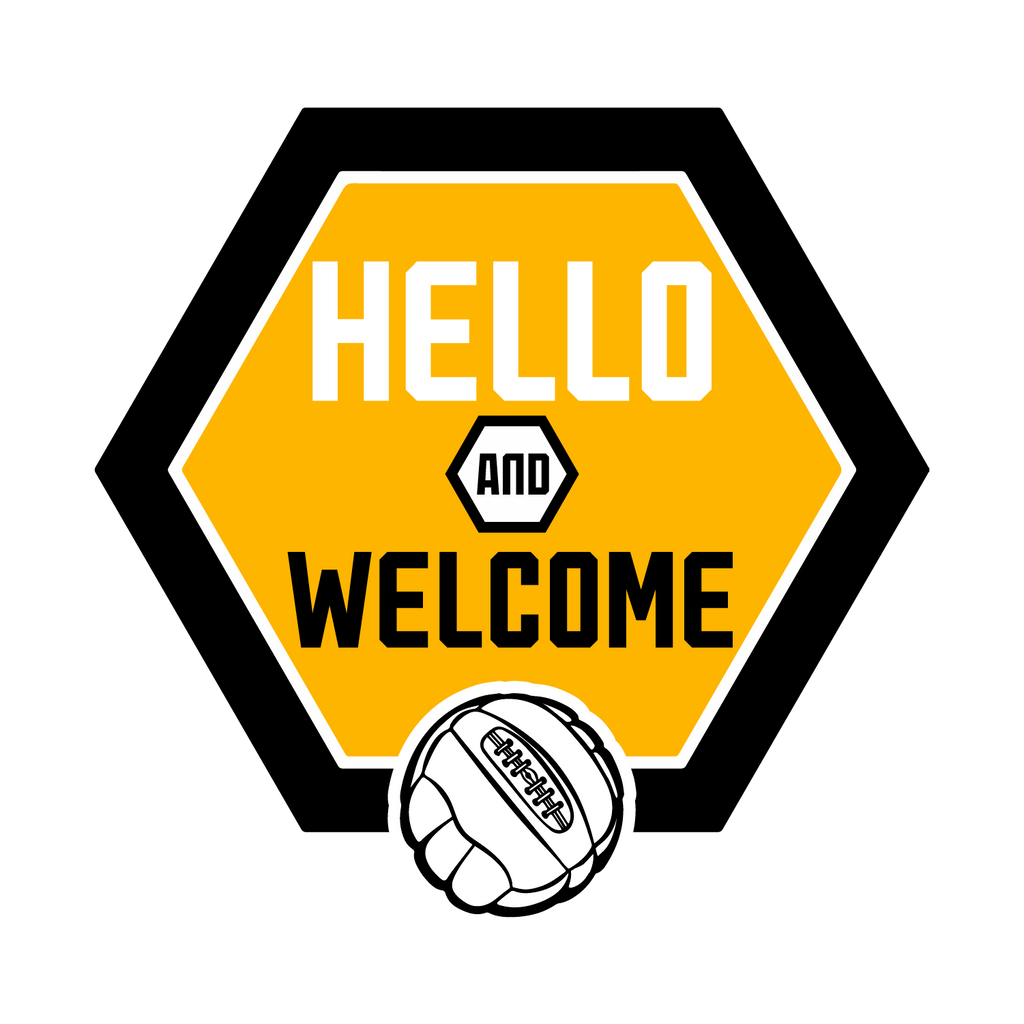 Pre Order Hello And Welcome Patch