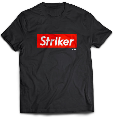 Strike and Defend tee