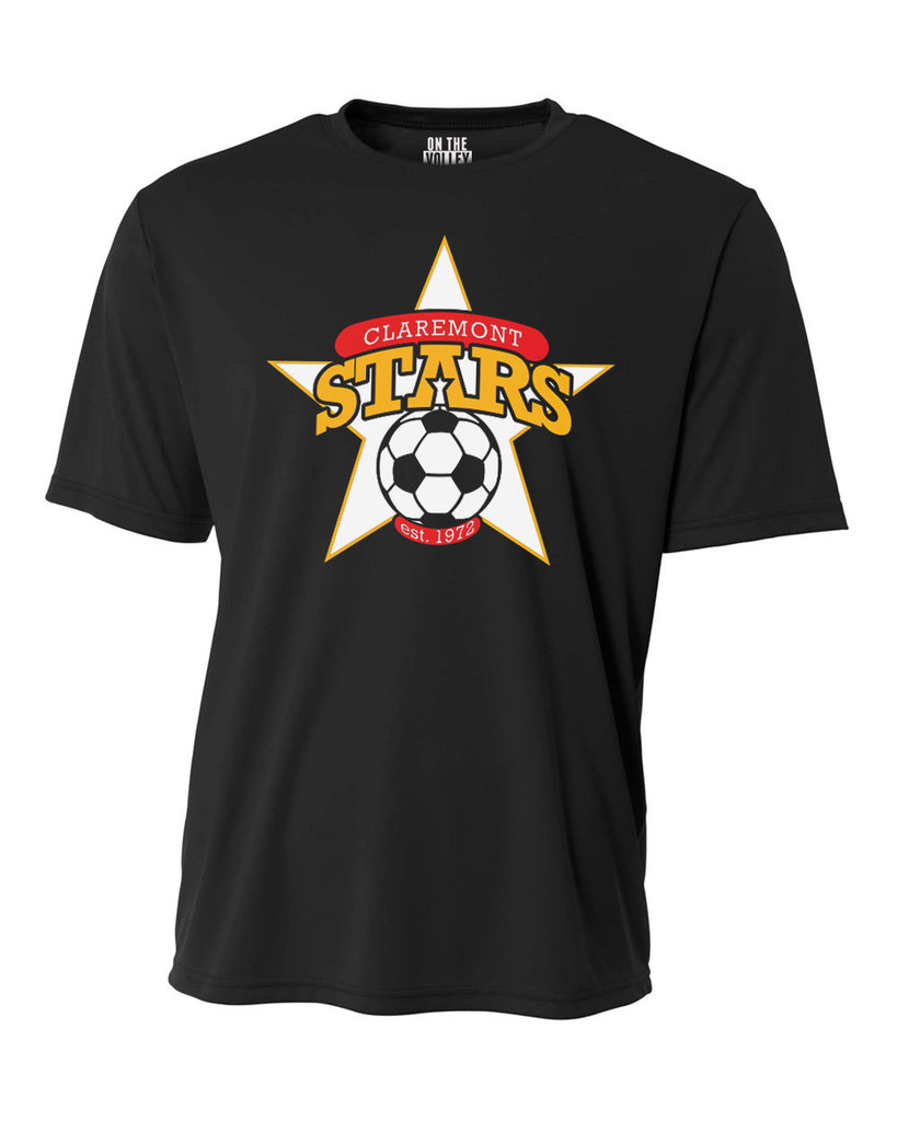 Claremont Stars Logo - Training Tee