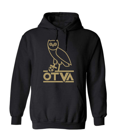 OTVA Owl Crew Neck Sweater
