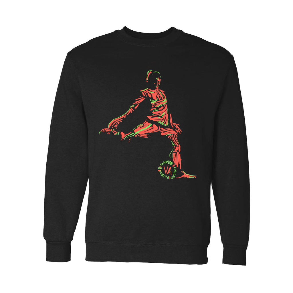 A Game Called Futbol Crew Neck Sweater